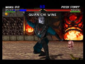 Foto Mortal Kombat 4 (Seminovo) Nintendo 64