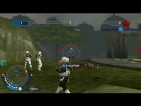 Foto Star Wars Battlefront (Seminovo) PSP