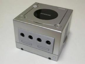 Foto Nintendo Game Cube - Prata (Seminovo)