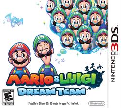 Foto Nintendo 3DS XL - Mario & Lugi Limited Edition