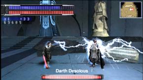Foto Star Wars Force Unleashed (Seminovo) PS2