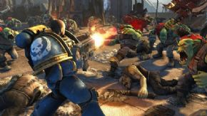 Foto Warhammer 40,000 - Space Marine XBOX360