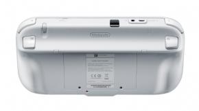 Foto GamePad Original Nintendo Wii U - White