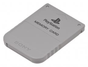 Foto Memory Card - PS One Original (Seminovo)