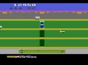 Foto Keystone Keeper - Policia e ladrão (Seminovo) Atari