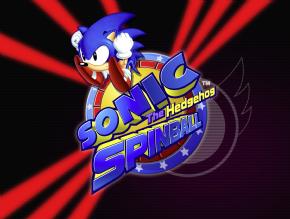 Foto Sonic Spinball (Seminovo) Mega Drive