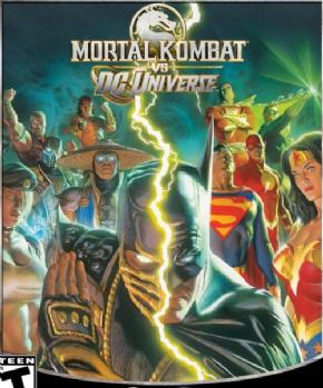 Foto Mortal Kombat vs DC Universe Collectors Edition PS3