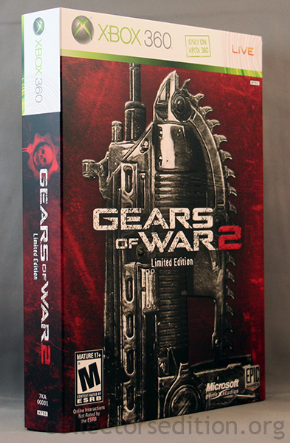 Foto Gears of Wars 2 Limited Edition XBOX360
