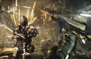 Foto Deus Ex: Mankind Divided (Seminovo) XBOX ONE