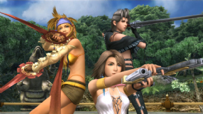 Foto Final Fantasy X / X-2 HD Remaster (Seminovo) PS3