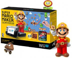 Foto Nintendo Wii U Deluxe | 32GB Bundle Mario Maker