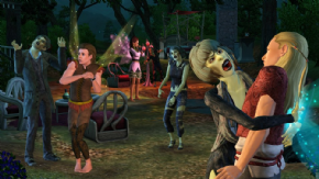 Foto The Sims 3 - Sobrenatural (Pacote de Expansão) PC-DVD (Português BR)