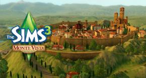 Foto The Sims 3 - Monte Vista (Pacote de Expansão) PC-DVD (Português BR)