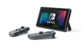 Foto Nintendo Switch Joy-Con (L-R) - Cinza