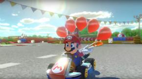 Foto Mario Kart 8 Deluxe Nintendo Switch