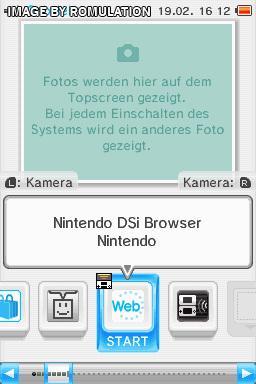 Foto Nintendo DS Browser (Seminovo) DS