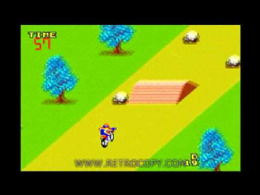 Foto Super Cross (Seminovo) Master System