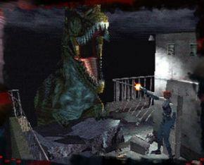 Foto Dino Crisis (Seminovo) PS1