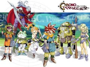 Foto Chrono Trigger (Seminovo) PS1