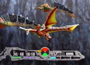 Foto Azel Panzer Dragoon RPG (Seminovo) Sega Saturn