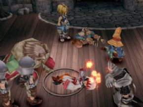 Foto Final Fantasy IX - Black Label (Seminovo) PS1