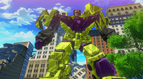 Foto Transformers Devastation (Seminovo) PS4