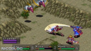 Foto Breath of Fire III Greatest Hits (Seminovo) PSP