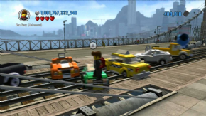 Foto LEGO City Undercover Switch
