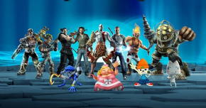Foto PlayStation All-Stars Battle Royale PS3 - Seminovo