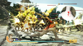 Foto Dynasty Warriors 8: Xtreme Legends Complete Edition PSVita