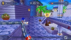 Foto Sonic Rivals PSP - Seminovo