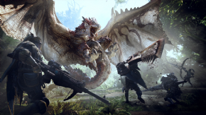 Foto Monster Hunter World XBOX ONE - Seminovo