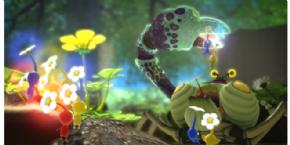 Foto Pikmin 3 (Seminovo ) Wii U