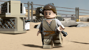 Foto LEGO Star Wars: O Despertar da Força PS3