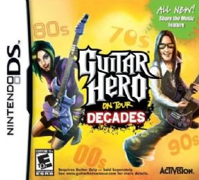 Foto Guitar Hero on Tour Decades DS