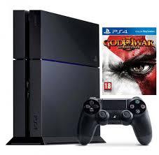 Foto Sony Playstation 4 - Bundle God of War III + 3 Anos de Garantia ZG! 1215-A PROMOÇÃO BOLETO