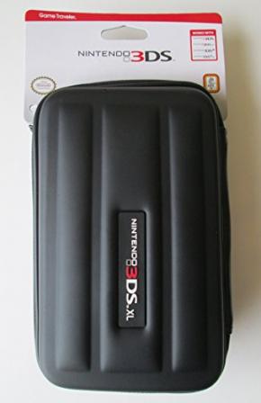 Foto Game Traveler Original Nintendo 3DS / 3DS XL / DS XL / DS / DSi - Preto