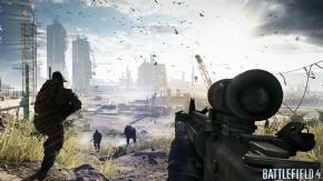 Foto Battlefield 4 (Seminovo) XBOX 360