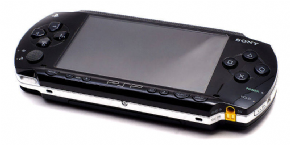 Foto PSP Preto 1001 Sony (Seminovo) + 1 Ano de Garantia ZG!