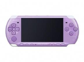 Foto PSP Lavanda Purple 2000 Sony (Seminovo) + 1 Ano de Garantia ZG!