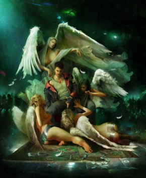 Foto DMC: Devil May Cry PS4