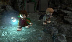 Foto LEGO Lord of the Rings (Seminovo) 3DS