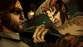 Foto The Wolf Among Us PS3