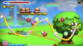 Foto Kirby and the Rainbow Curse Wii U