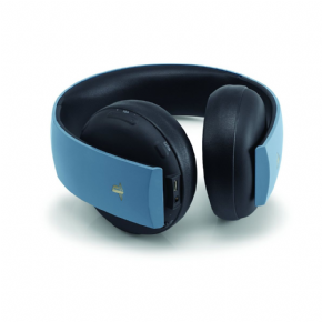 Foto Headset 7.1 Gold Uncharted SONY
