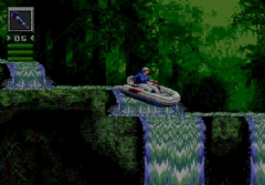 Foto Jurassic Park Mega Drive - Seminovo