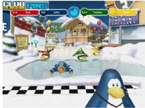 Foto Club Penguin: Elite Penguin Force (Seminovo) DS