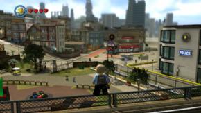 Foto Lego City Undercover (Seminovo) Wii U