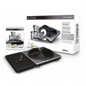 Foto DJ Hero 2 with Turn Table PS3 - Seminovo