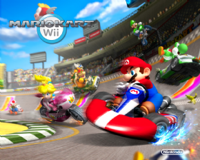 Foto Mario Kart (Seminovo) Wii
